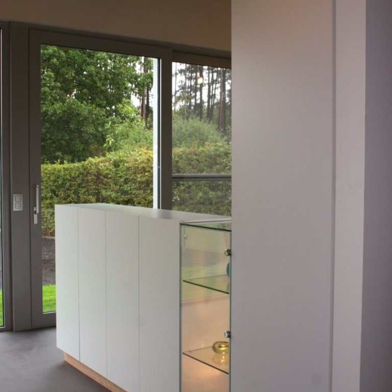 Keuken Nieuwbouwwoning : Eigen keuken in moderne nieuwbouwwoning 11i interieurarchitectuur