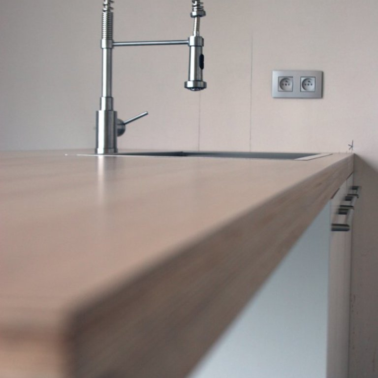 Eigen keuken in moderne nieuwbouwwoning 11i interieurarchitectuur - Moderne interieurarchitectuur ...