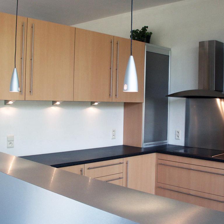 Keuken Nieuwbouwwoning : Moderne keuken in nieuwbouwwoning 11i interieurarchitectuur