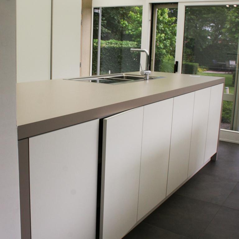 Aanbouw open keuken - Keuken verandas ...