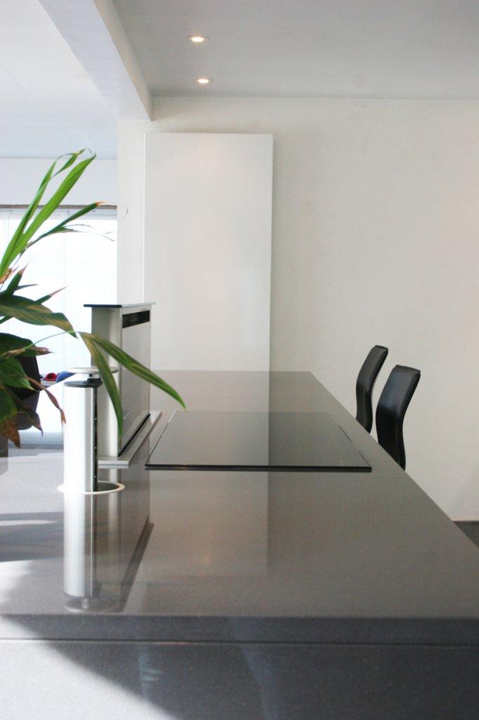 Moderne open keuken met kookeiland 11i interieurarchitectuur - Moderne interieurarchitectuur ...